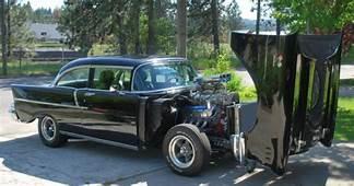 57 Chevy 150 2dr Sedan Blown BBC/5 Speed 841 Hp/775 Lbs Ft