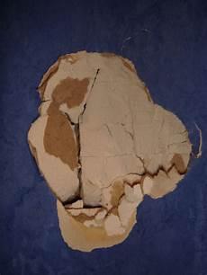 reboucher un trou dans un mur en placo avec le vide derriere