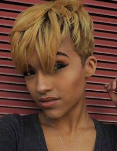 short edgy hairstyles for black women 70 short hairstyles for black women my new hairstyles