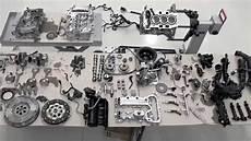 peugeot 308 sw 1 2 puretech dismantle the engine