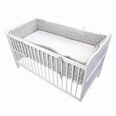 nestchen babybett 70 215 140 cm bettumrandung lang nest