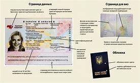 Документы для загран папорта старого образца