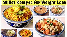 6 Millet Recipes For Weight Loss Foxtail Millet Kangni