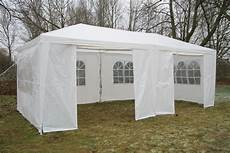 partytent 6x3 wit feesttent 120pe