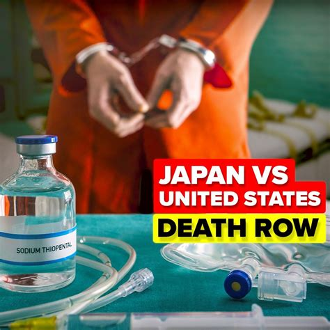 Death Row: Japan vs United States - Whats the Difference?