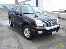 how cars engines work 2009 mercury mountaineer transmission control 2007 mercury mountaineer awd in black j07484 vannsuv com vans and suvs for sale in the us