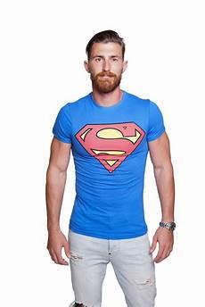 course herren batman superman t shirt comics held
