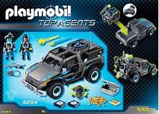 Playmobil Malvorlagen Top Agents Playmobil Top 4x4 Des Agents Du Dr Drone 9254 Migros