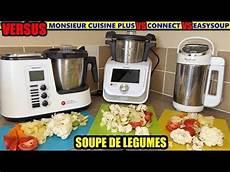 monsieur cuisine connect vs moulinex easy soup vs monsieur