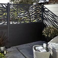 panneau decoratif aluminium brise vue en aluminium ajour 233 outside panneau