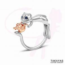 and mike s love with and pokemon mew rings