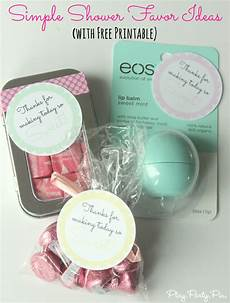 free printable baby shower favor tags in 20 colors
