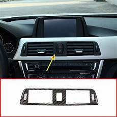 auto air conditioning repair 2002 bmw 3 series security system carbon fiber style for bmw 3 series f30 f31 2013 2018 abs central air conditioning air outlet