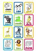Animal Flashcards  English ESL Worksheets