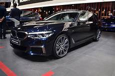 2018 Geneva Live Photos Of The Bmw M550d Touring In
