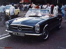 Cars I Need To Own Before Die Mercedes 230 SL 1966