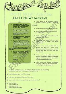 riddles worksheets language 10875 do it now activities riddles language questions esl worksheet by ss73