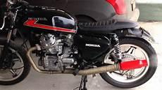 Honda Cafe Racer Exhaust