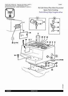 Halla Forklift Wiring Diagram by Pel Excavator Service Manuals And Parts Catalogs
