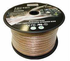 Electronic Master 200 2 Wire Speaker Cable With 12