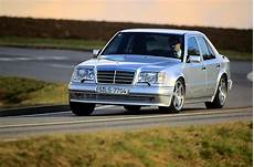 A Brief History Of Mercedes 500 E W124 Carscoops