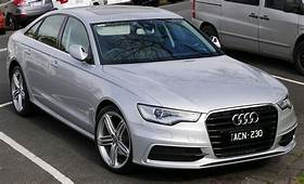 Audi A6 IV C7 Restyling 2014  Now Sedan OUTSTANDING CARS