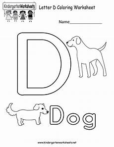 worksheets letter d 22992 letter d coloring worksheet for in preschool or kindergarten this is a way to learn