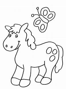 Malvorlagen Gratis Pony Kostenlose Malvorlage Pferde Pony Zum Ausmalen