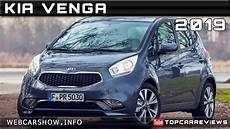 2019 Kia Venga Review Rendered Price Specs Release Date