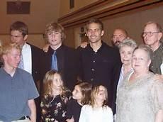Paul Walker And His Family Paul Walker Far