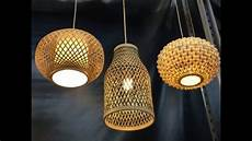diy beautiful bamboo l shades youtube