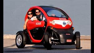 Nissan Partners With Scoot Networks To Study The Future Of