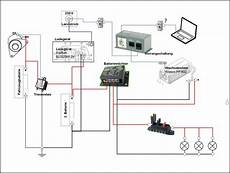 schaltplan wohnmobil 2 batterien wiring diagram