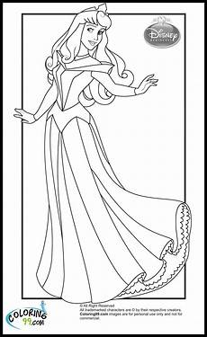disney princess coloring pages team colors