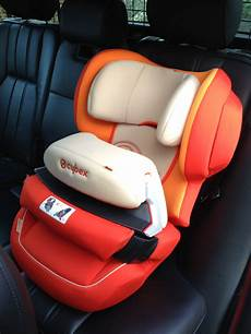 Project Beast Cybex Juno 2 Fix Car Seat Road Magazine