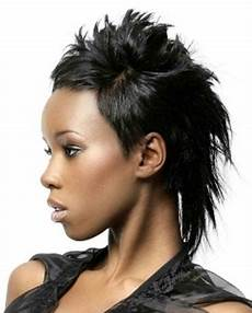Black Hairstyles In Front In Back