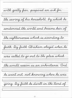cursive handwriting worksheets 6th grade 22016 scripture character writing worksheets d nealian advanced cursive italic builders 008192