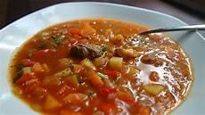 Rezept Für Gulaschsuppe - echte gulaschsuppe sofi chefkoch de