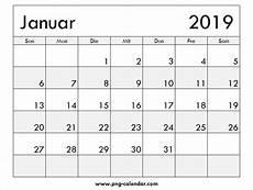 januar 2019 kalender kalender januar 2019 zum ausdrucken png kalender