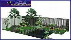Desain Taman Kus Gambar Desain Rumah Minimalis