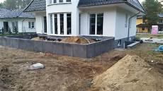 terrassenbau wilhelmshorst saarmund