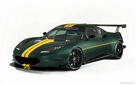 Top Speedy Autos 2010 Lotus Evora Cup Race Car