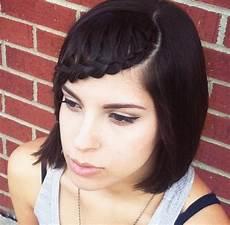 20 sweet braided short haircuts cute short hairstyles with braids