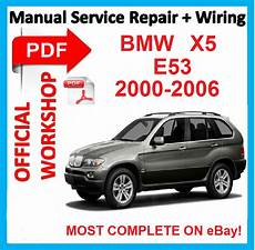 manual repair free 2006 bmw x5 spare parts catalogs official workshop manual service repair for bmw x5 e53 2000 2006 ebay