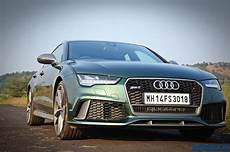 New 2017 Audi Rs7 Performance Review Pensive Monstrosity