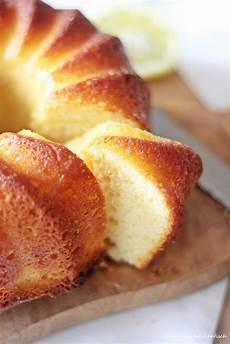 Zitronenkuchen Joghurtkuchen Gugelhupf Zitronen Joghurt