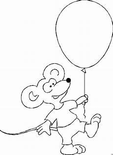 Malvorlagen Ausmalbilder Luftballon Maus Mit Luftballon Ausmalbild Malvorlage Comics