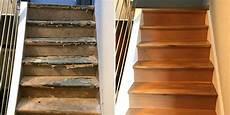 holztreppe entknarren treppenstufen holz erneuern