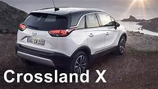 2017 Opel Crossland X Interior Exterior And Drive
