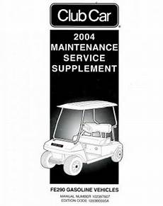 what is the best auto repair manual 2004 nissan frontier user handbook 2004 club car fe290 gasoline service manual supplement
